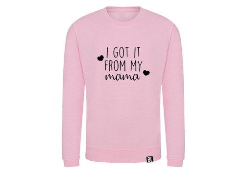 BrandLux Trui kind | I got it from my mama