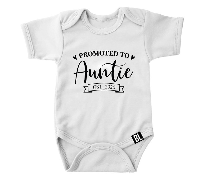 Romper | Promoted to auntie
