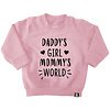 BrandLux Sweater kind | Daddy's girl, mommy's world
