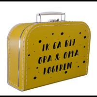 Koffertje | Ik ga logeren