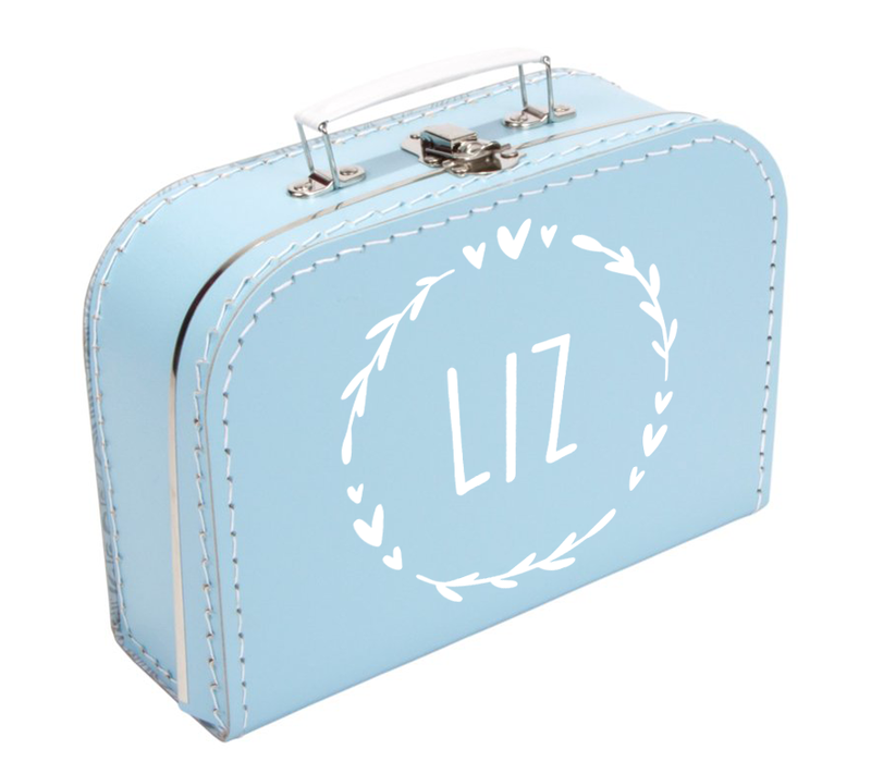 Koffertje | Frame naam