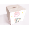 BrandLux Spaarpot | Olifantje roze