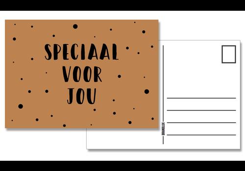 BrandLux Kaart | Speciaal voor jou