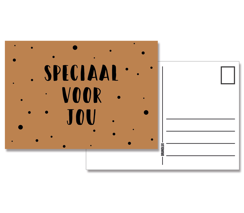 Kaart | Speciaal voor jou