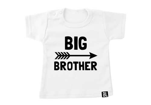BrandLux Kindershirt | Big brother