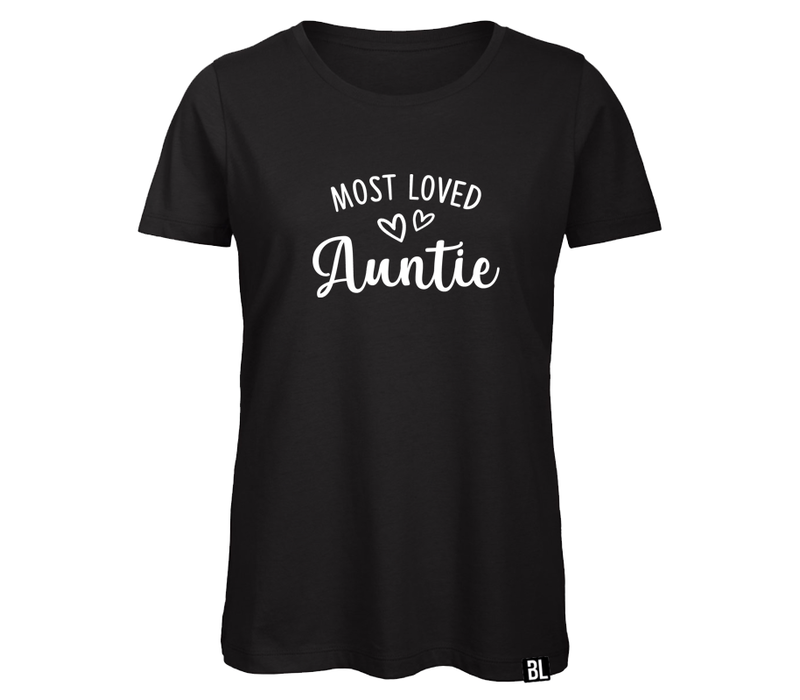 Shirt | Most loved auntie