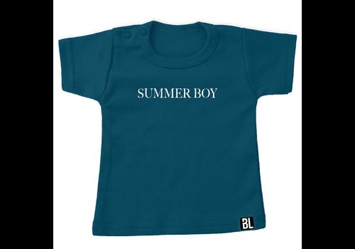 BrandLux Kindershirt | Summer boy