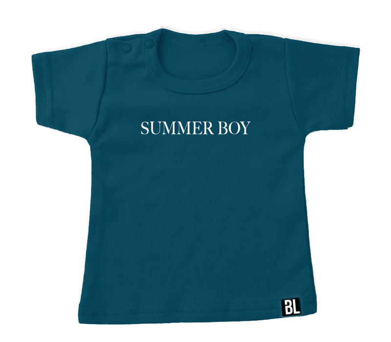 Kindershirt | Summer boy
