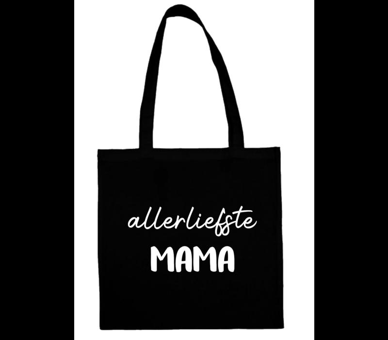 Tas zwart | Allerliefste mama