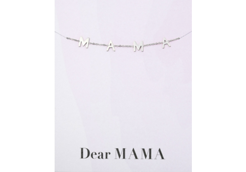 BrandLux Armband zilver | MAMA