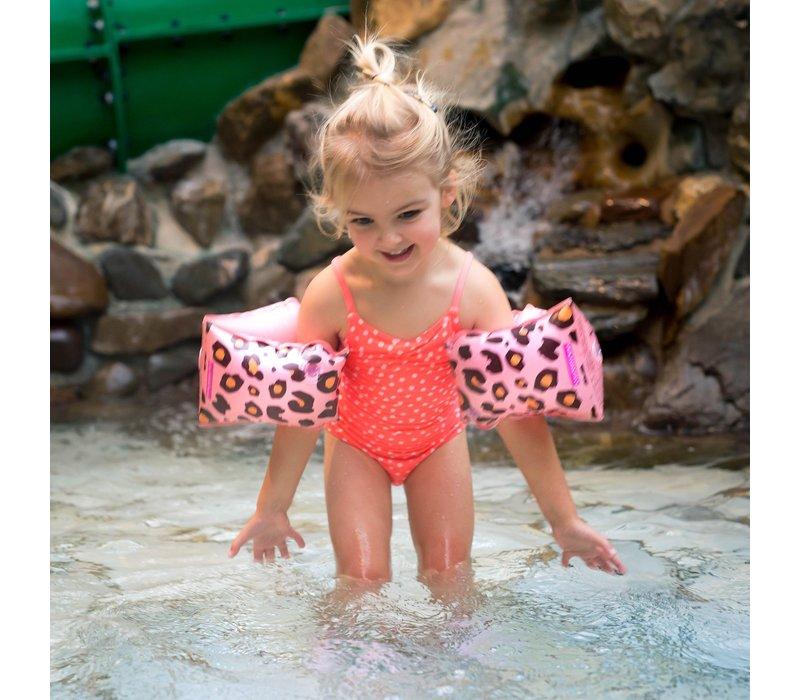 Panter zwembandjes | 0 -2 JAAR