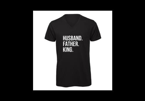 BrandLux Shirt man | Husband, Father, King