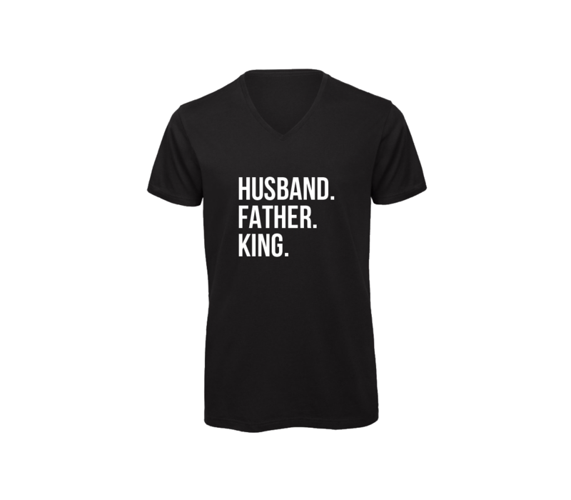 Shirt man | Husband, Father, King
