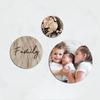 BrandLux Wall art | Cirkel set family
