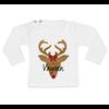 BrandLux Shirt kerst   rendier met naam