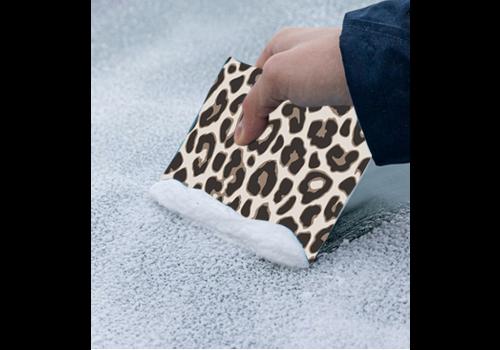 Label2X ijskrabber leopard