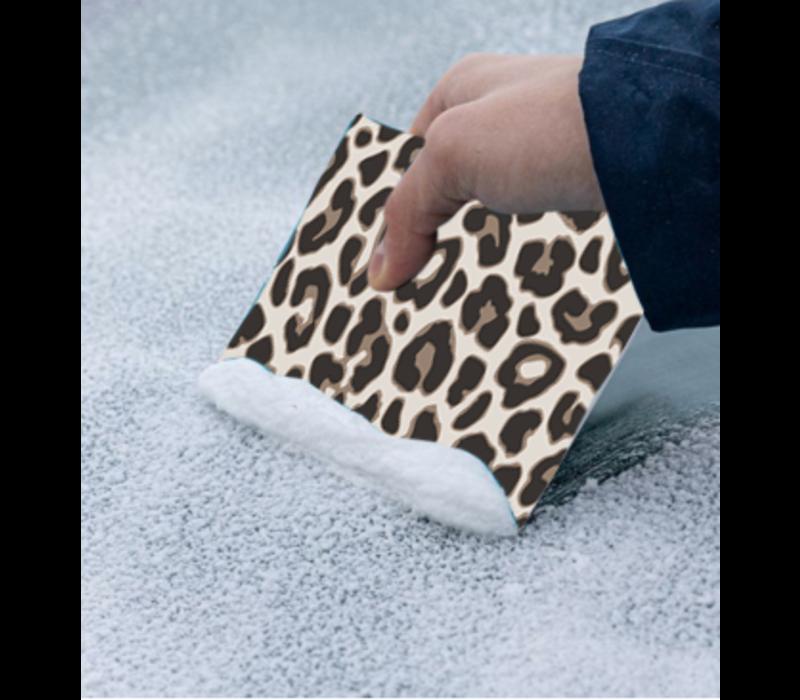 ijskrabber leopard