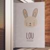 Label2X Geboorte raambord   Bunny