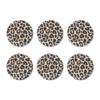 Label2X Onderzetters leopard