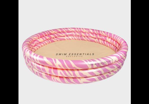 BrandLux Kinder Zwembad Roze Zebra Ø 150 cm