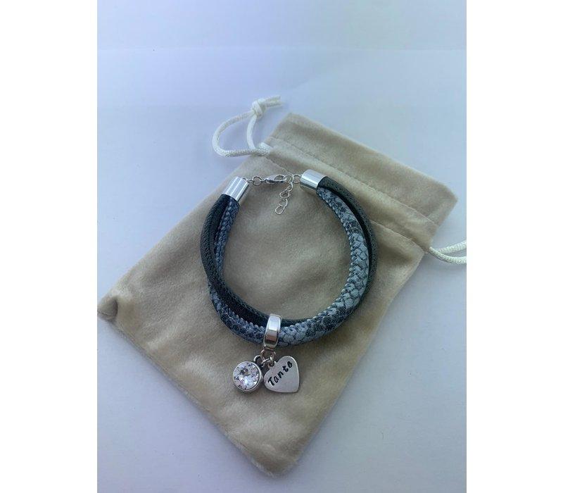 Armband | Blue