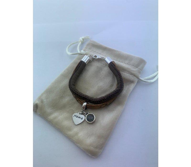 Armband | Brownie