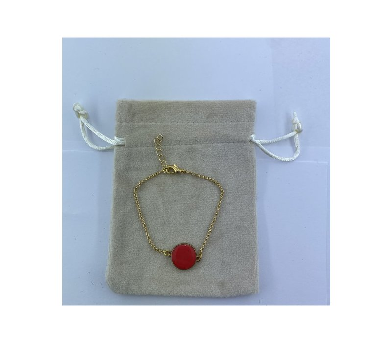 ARMBAND | RED RUBY
