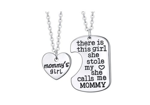 BrandLux KETTING MOMMY'S GIRL
