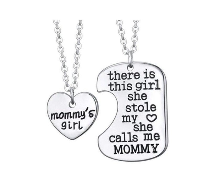 KETTING MOMMY'S GIRL