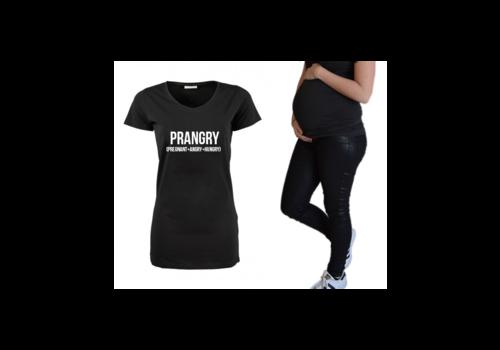 BrandLux ZWANGERSCHAPSSHIRT | PRANGRY