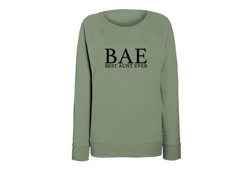 BrandLux Limited sweater | BAE| Olive