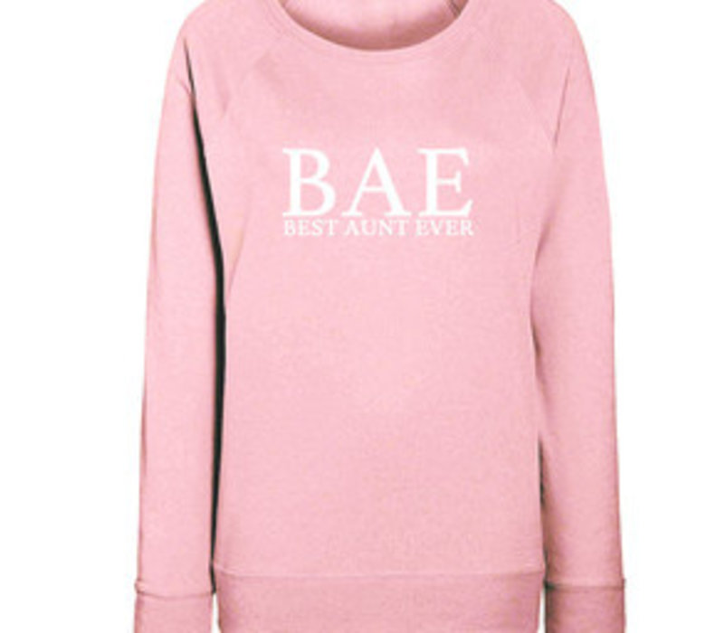 Limited sweater | BAE| Pink
