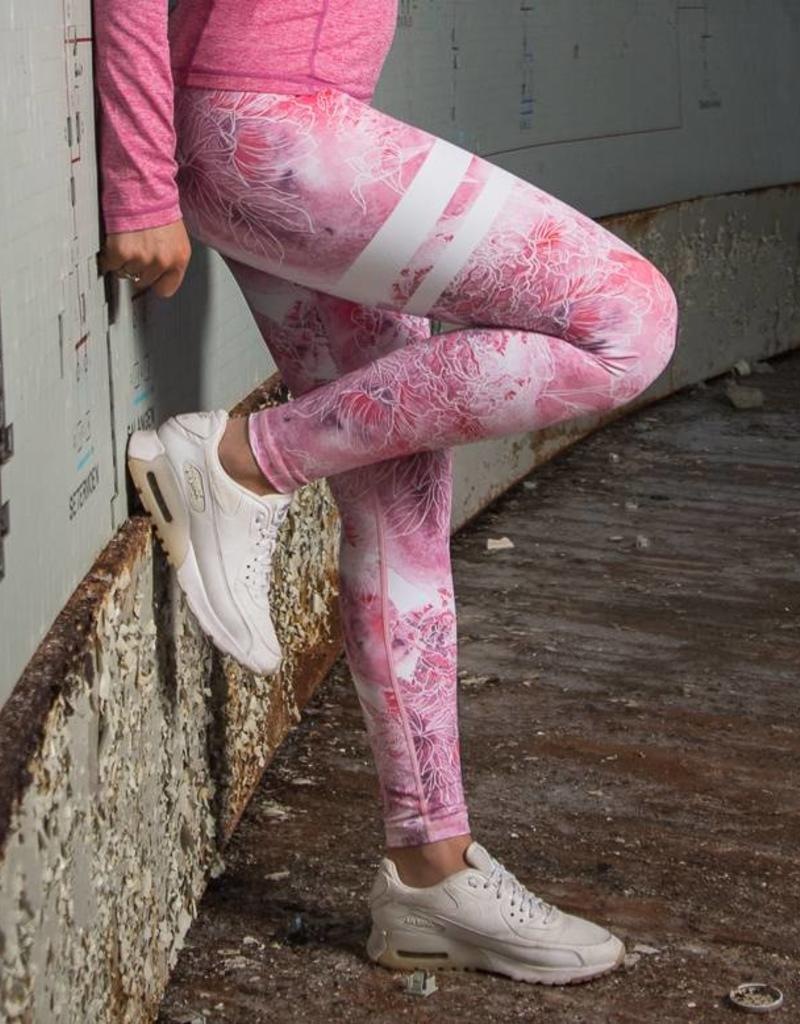 Bara Bara Sportlegging Pink Ice