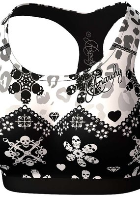 Anarchy Apparel Anarchy Apparel Bra Frost