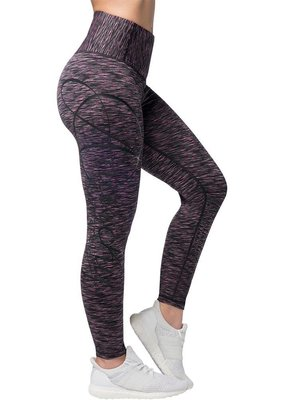 Anarchy Apparel Anarchy Apparel Legging Cushy Black Pink