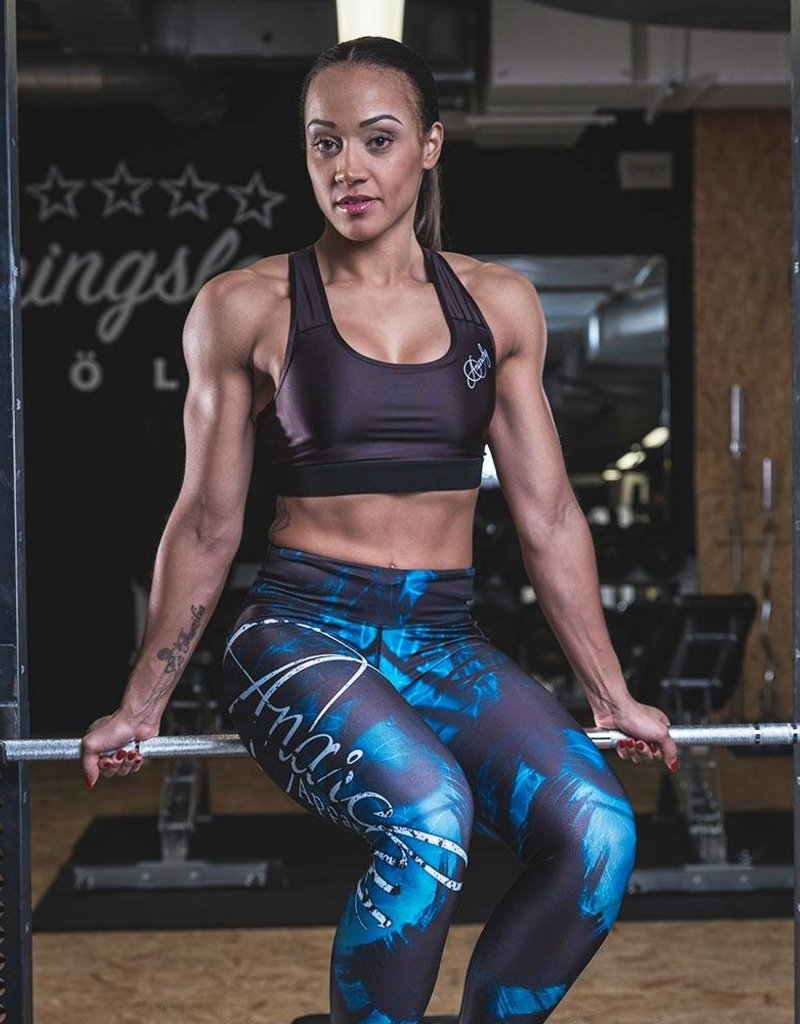 Anarchy Apparel Anarchy Apparel Legging Dark Matter