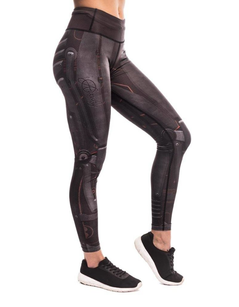Anarchy Apparel Anarchy Apparel Legging Dark Robota Compression