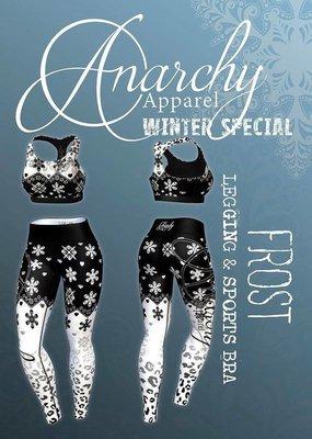 Anarchy Apparel Anarchy Apparel Legging Frost
