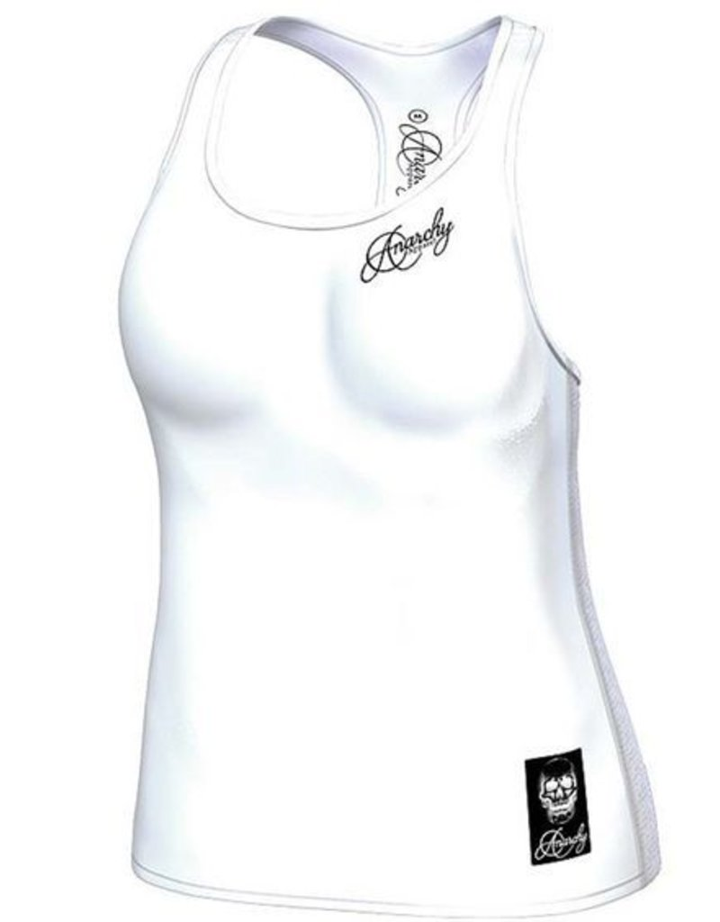 Anarchy Apparel Anarchy Apparel Tank Top White