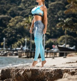 Let's Gym Let's Gym Set  Degrade Turquoise