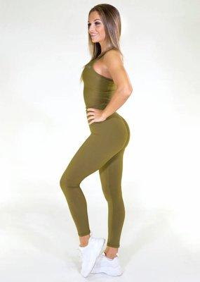 Gavelo Gavelo legging POP Army Green