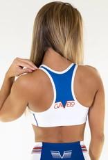 Gavelo Gavelo Sports Bra Grand Slam Blue