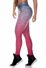 Let's Gym Let's Gym Legging degrade Pink