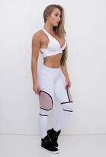 ZNG ZNG Legging Bow White