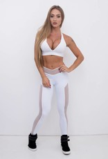 ZNG ZNG Legging Elastic White