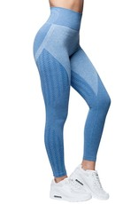 Anarchy Apparel Anarchy Apparel Legging Wabisabi Blue