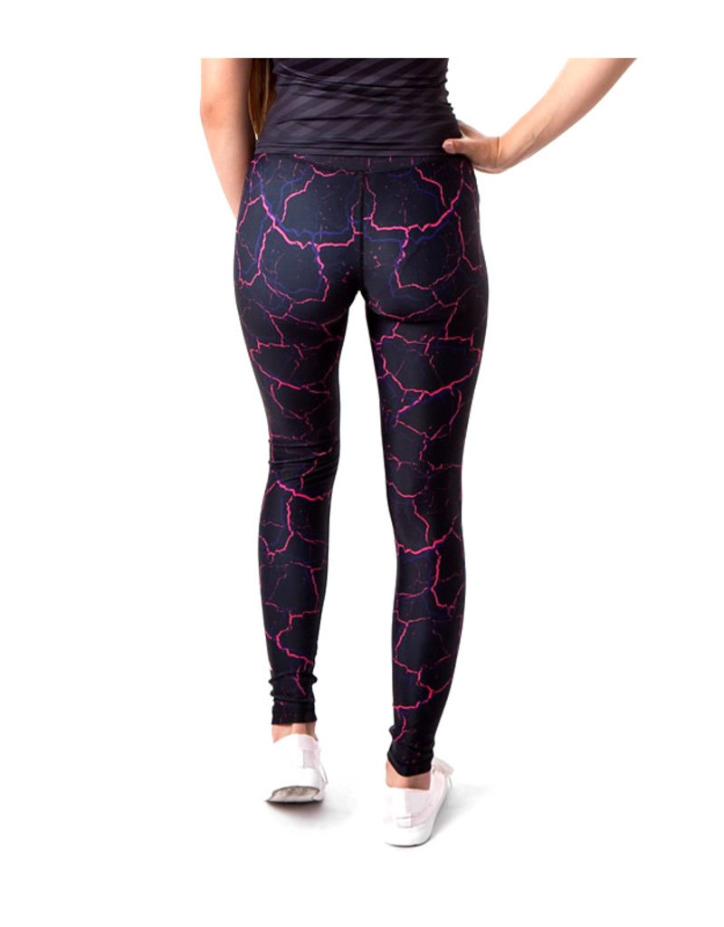 Power Princess Power Princess Legging Storm Pink