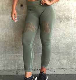 Power Princess Power Princess  Seamless Legging Jungle