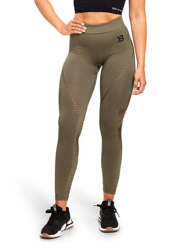 Better Bodies Better Bodies Legging Waverly Green