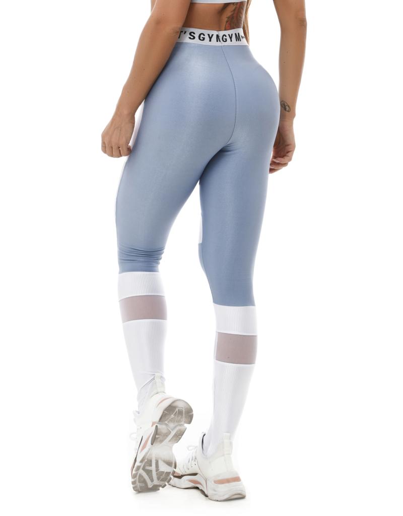 Let's Gym Let's Gym Legging Crush Blue